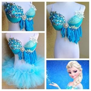 Other - Elsa frozen outfit